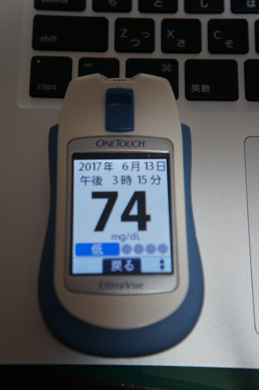 低血糖 画像