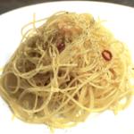 1型糖尿病患者が低糖質麺で作るパスタ。アーリオオーリオペペロンチーノ