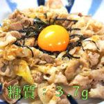 【低糖質レシピ】バカウマ!「伝説のすた丼屋風豚バラ」の作り方【動画(有)】
