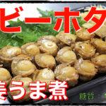 【糖質制限レシピ】作り置きのおつまみに!「ベビーホタテの生姜うま煮」【動画(有)】