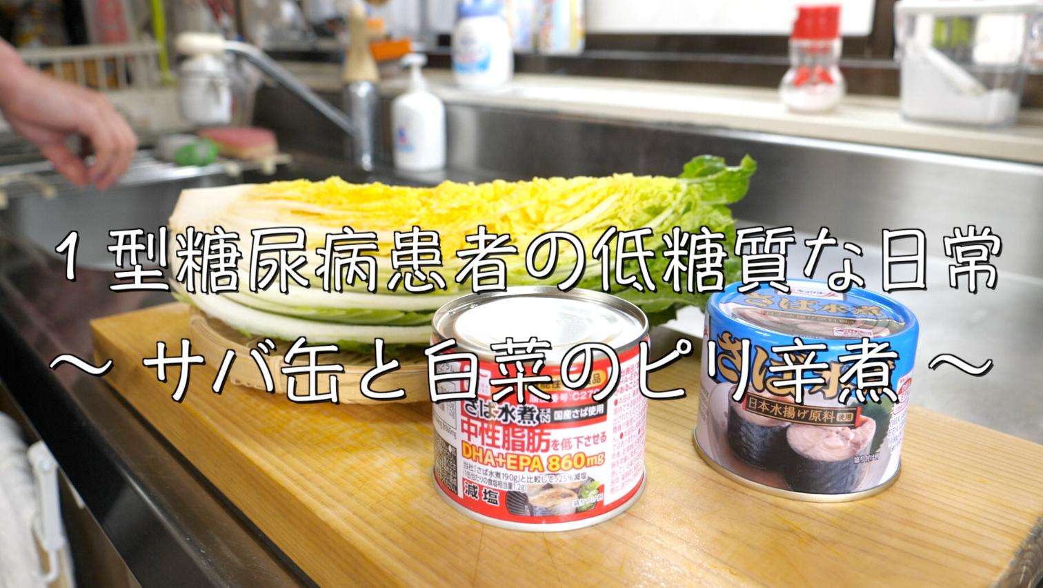 サバ缶 簡単 レシピ 低糖質